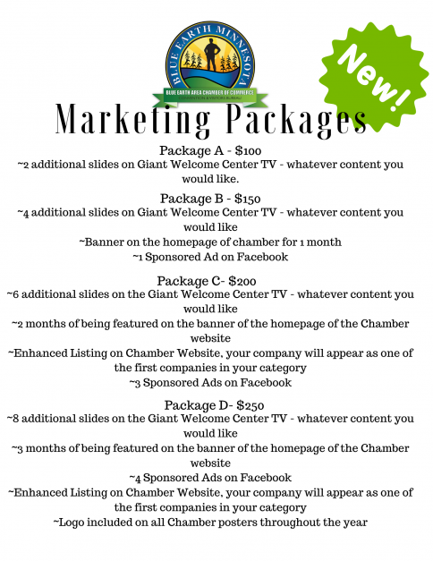 Marketing Packages 1